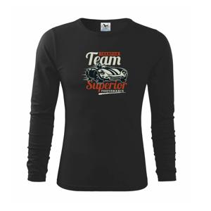 Superior performance team - Tričko detské Long Sleeve