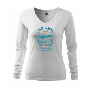 Surf Travel - Tričko dámske Elegance