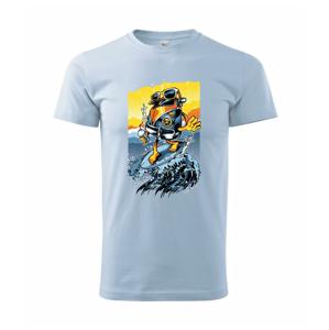 Surfujúci VAN - Heavy new - tričko pánske