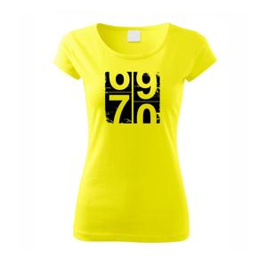 Tachometer 70 - Pure dámske tričko