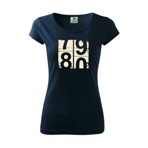 Tachometer 80 - Pure dámske tričko