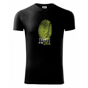 Tennis is my DNA - Viper FIT pánske tričko