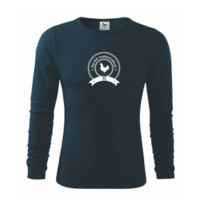 The First Mathematical - Tričko s dlhým rukávom FIT-T long sleeve
