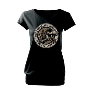Trex roar - Voľné tričko city