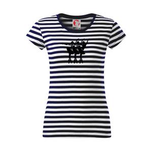 Tri baletky - Sailor dámske tričko