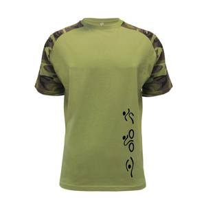 Triathlon na výšku - Raglan Military