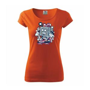 TVskejťák - Pure dámske tričko