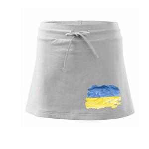 Ukrajina štátny symbol - Športová sukne - two in one