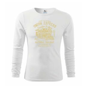 Union Express - Tričko detské Long Sleeve