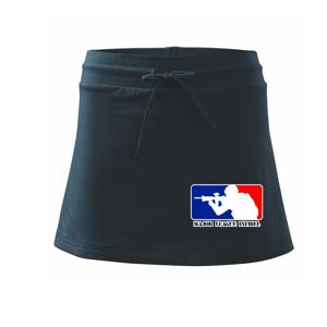 - Unisex triko na vodu - Sportovní sukně - two in one