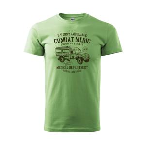 US Army Ambulance - Heavy new - tričko pánske