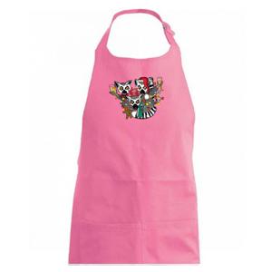 Vianočné lemuríky (Pecka design) - Zástěra na vaření
