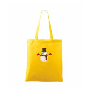 Vianočný snehuliak - Taška malá