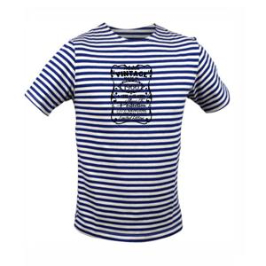 Vintage Etiketa - vlastný nápis - Unisex tričko na vodu