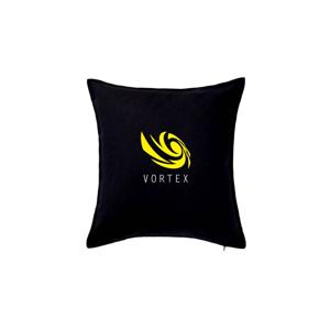 Vortex logo farebné - Vankúš 50x50