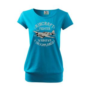 Warhawk - Voľné tričko city