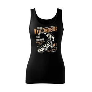 Wave Conqueror - Tielko triumph