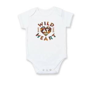 Wild heart - Dojčenské body