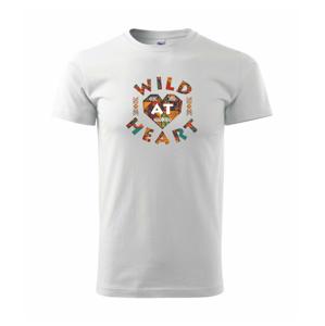 Wild heart - Heavy new - tričko pánske