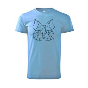 Yorkshirský teriér - Geometria  - Heavy new - tričko pánske