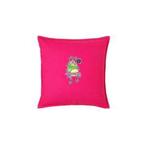 Žabka baletka - Vankúš 50x50