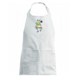 Žabka baletka - Zástěra na vaření