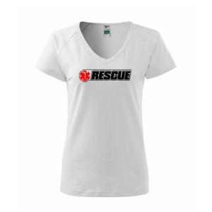 Záchranár rescue kríž - Tričko dámske Dream