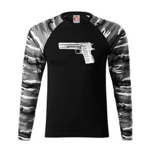 Zbraň RTG - Camouflage LS