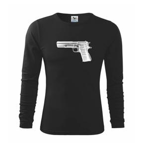 Zbraň RTG - Tričko detské Long Sleeve