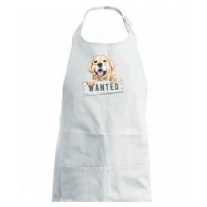 Zlatý retriever - šteniatko wanted - Detská zástera na varenie