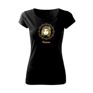 Znamenie ženy - Panna SK (Pecka design) - Pure dámske tričko
