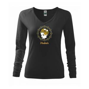Znamenie ženy - Vodnár SK (Pecka design) - Tričko dámske Elegance