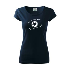 Zrkadlovka obrys - Pure dámske tričko