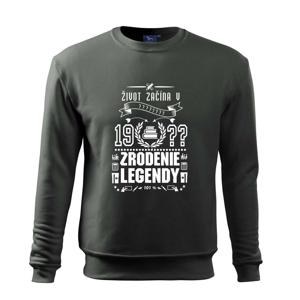 Zrodenie legendy - pre učiteľov - Mikina Essential pánska