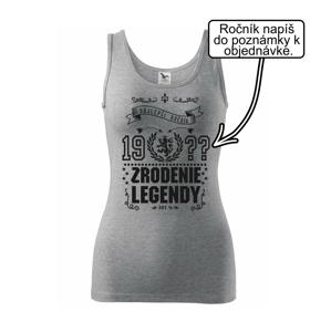 Zrodenie legendy - Slovenský lev - Tielko triumph